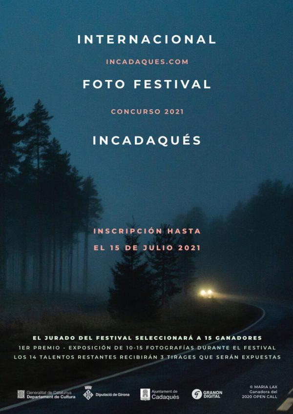 INCADAQUÉS INTERNATIONAL PHOTO FESTIVAL 2021