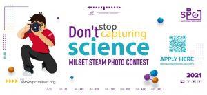 Concurso de Fotografía Científica de MILSET 2021