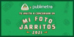Convocatoria concurso Mi foto Jarritos