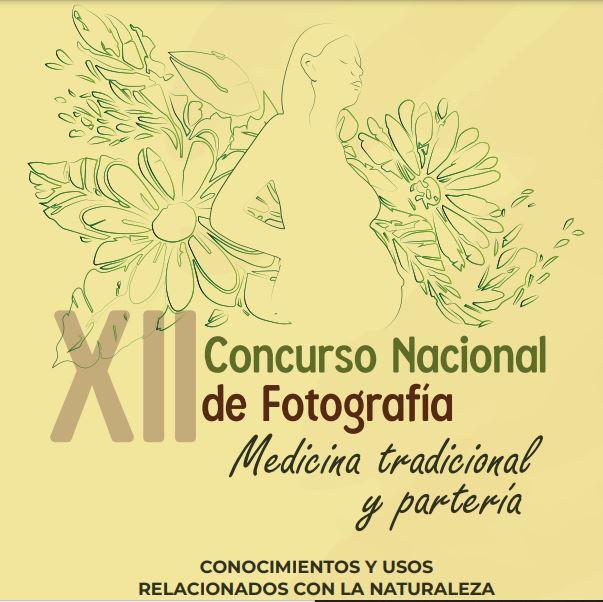 Concurso Nacional de Fotografía. Medicina tradicional y partería