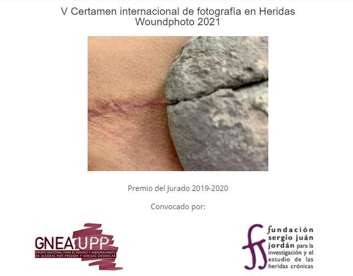 V Certamen internacional de fotografía en Heridas