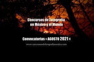 Concursos de Fotografía Agosto 2021