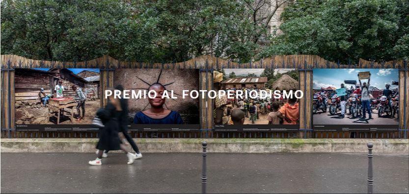 Premio CARMIGNAC de FOTOPERIODISMO 2021