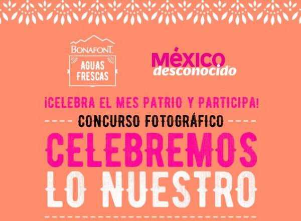 Concurso Fotográfico Celebremos lo nuestro