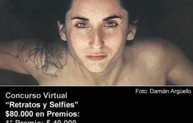 47° Concurso Mensual FotoRevista «Retratos y Selfies»