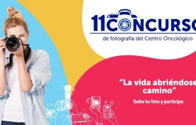 """11º CONCURSO DE FOTOGRAFÍA """"La vida abriéndose camino"""""""