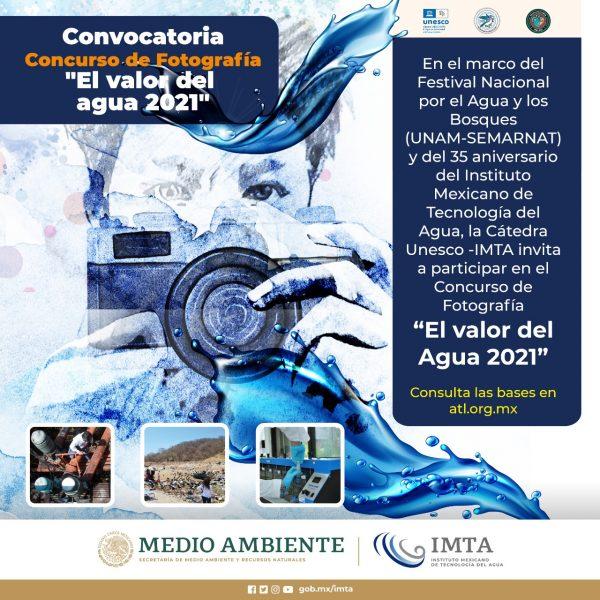 Concurso de Fotografía El Valor del Agua 2021