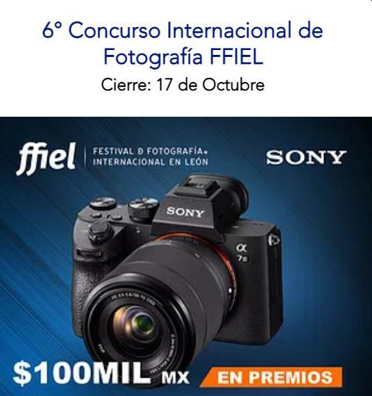 6° Concurso Internacional de Fotografía FFIEL 2021