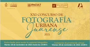 XXI Concurso de Fotografía Urbana Juarense 2021